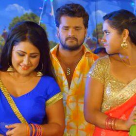 Kajal Raghwani Khesari Lal Yadav Song