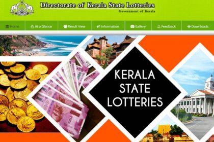 Kerala-Shtree Shakti Lottery