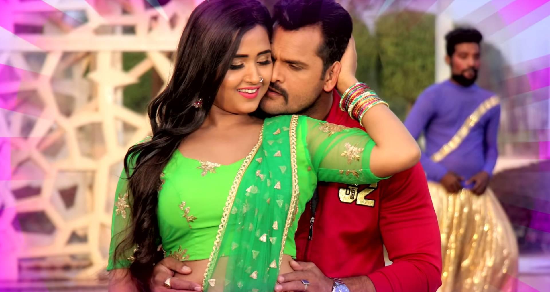 भोजपुरी फिल्म बागी का नया सॉन्ग लॉन्च, काजल राघवानी-खेसारी लाल यादव की रोमांटिक केमिस्ट्री से भरपूर है ये गाना