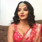 Monalisa aka antara biswas shares photos and have a surprise for fans on Diwali 2019