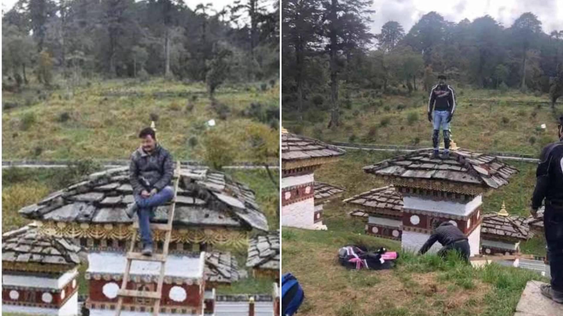 एक फोटो के लिए अभिजीत हजारे ने भूटान में की ऐसी शर्मनाक हरकत, चारों तरफ हो रही थू-थू, शर्मिंदा हुए भारतीय