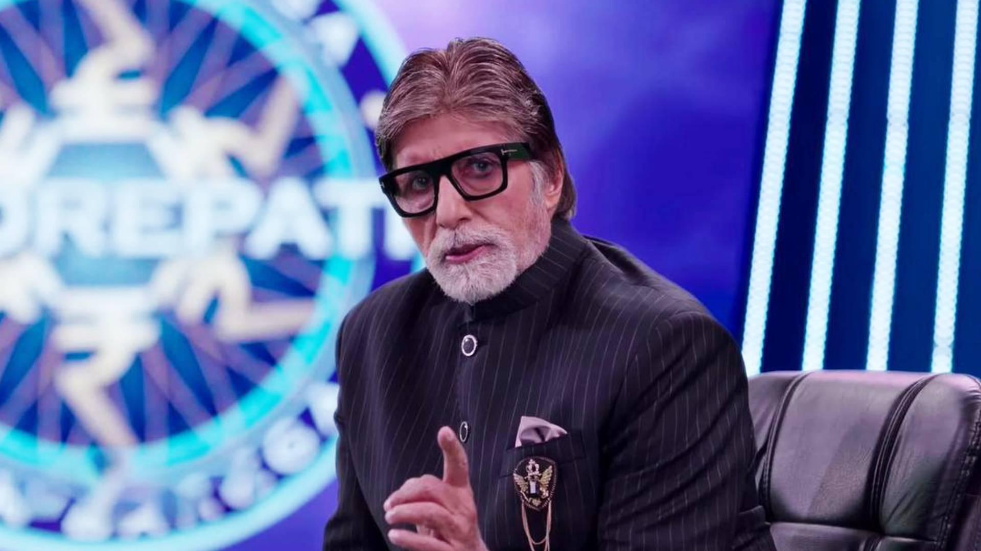 KBC11: केबीसी के सेट पर मनाया गया अमिताभ बच्चन का 77वां जन्मदिन, ये नायाब तोहफा पाकर भावुक हुए बिग बी