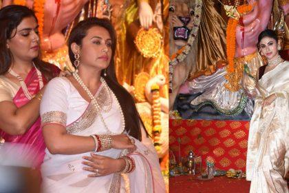बंगाली बाला रानी मुखर्जी और मौनी रॉय