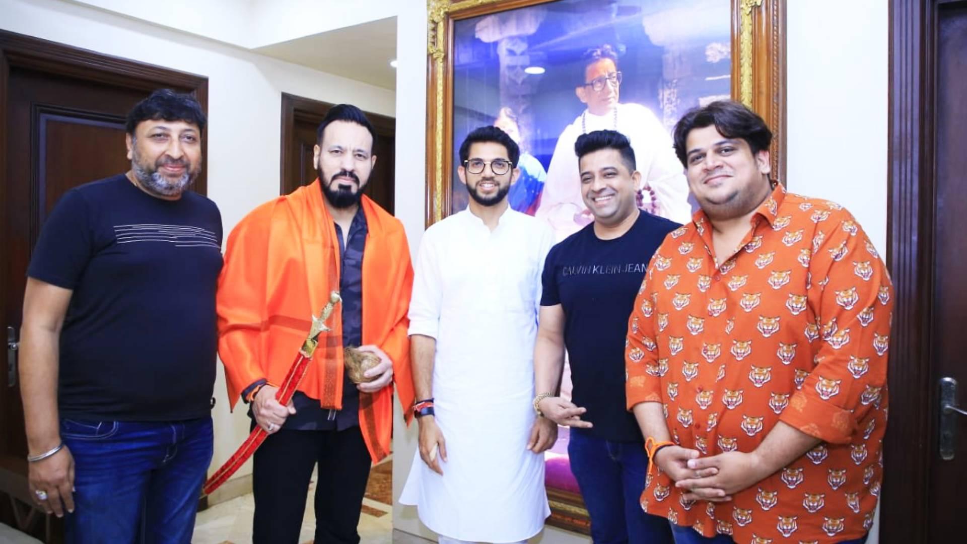 Maharashtra Elections: सलमान खान के बॉडीगार्ड शेरा शिवसेना में हुए शामिल, उद्धव ठाकरे ने किया जोरदार स्वागत