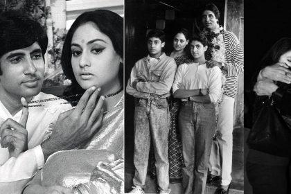 हिंदीरश की तरफ से अमिताभ बच्चन को जन्मदिन की ढेर सारी बधाई (फोटो-इंस्टाग्राम)