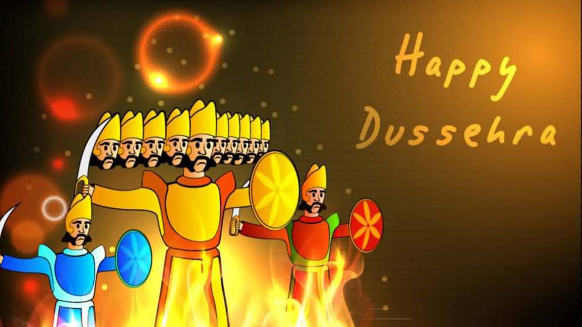 Dussehra 2019 Wishes: इस विजयदशमी Facebook और Whatsapp पर अपनों को भेजिए ये प्यारे और खास संदेश