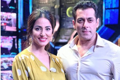 salman khan and hina khan