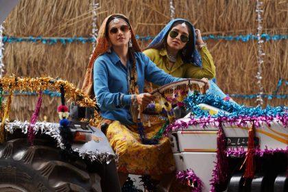 Womaniya Song: फिल्म सांड की आंख का वुमनिया सॉन्ग रिलीज, स्वैग में नाचती दिखीं तापसी पन्नू और भूमि पेडनेकर