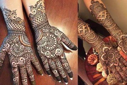 Karwa Chauth 2019 Mehndi Design