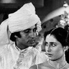 अमिताभ बच्चन के साथ खूबसूरत अदाकारा स्मिता पाटिल (फोटो-इंस्टाग्राम)