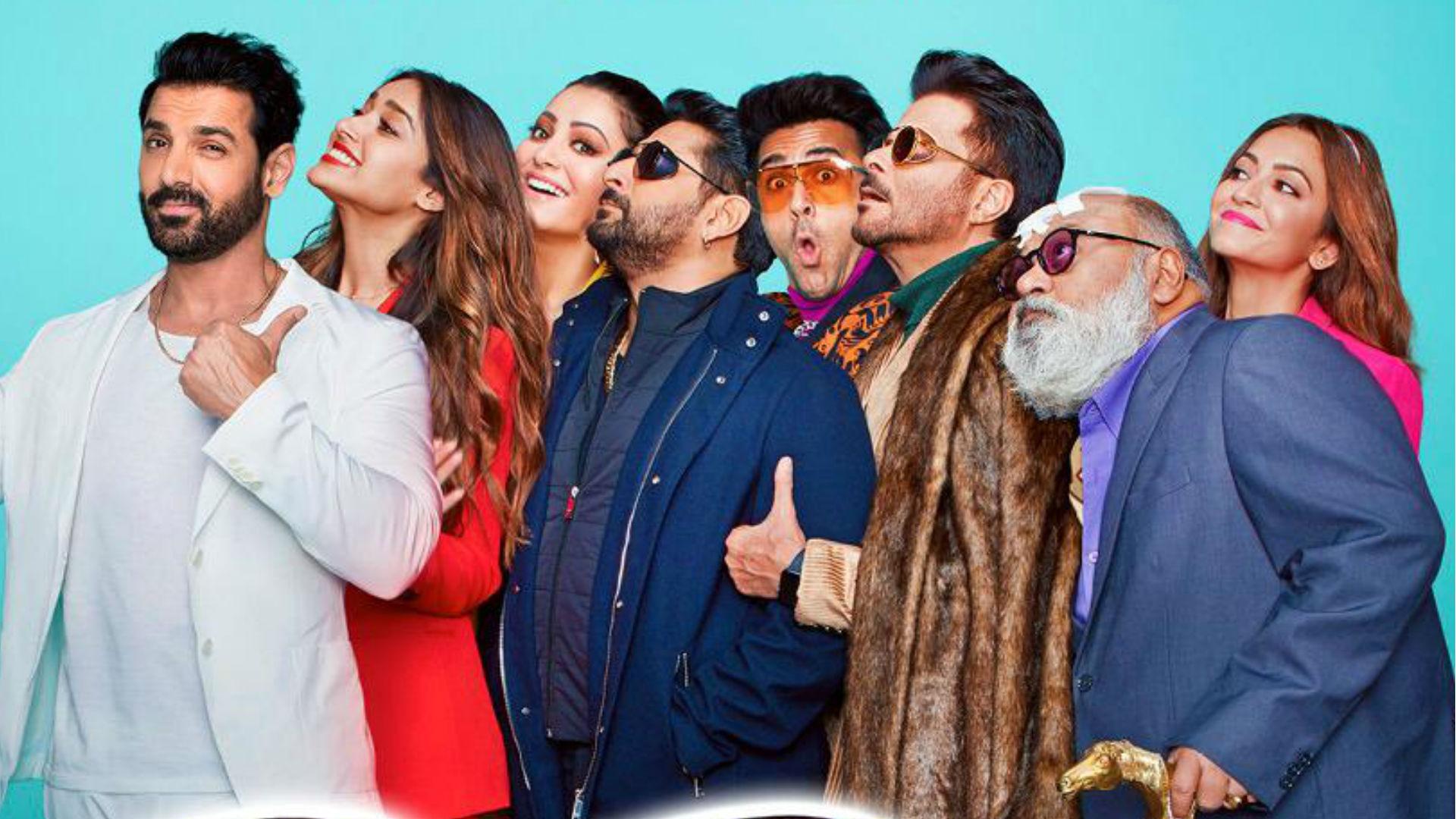 Pagalpanti Trailer: कॉमेडी से भरपूर फिल्म पागलपंती का ट्रेलर रिलीज, हंसते-हंसते हो जाएंगे लोटपोट