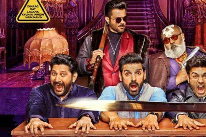 Pagalpanti Trailer release