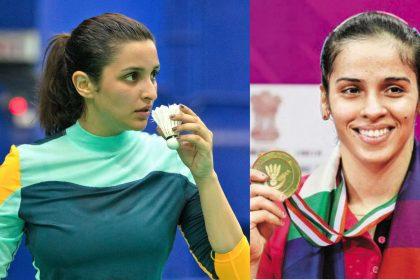 Parineeti Chopra, Saina Nehwal