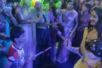 Poonam Dubey Dance Video
