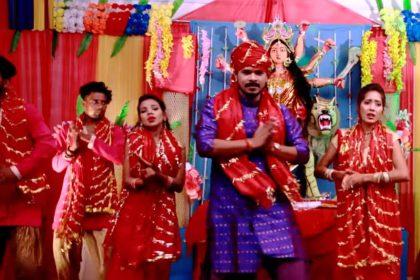 Pramod Premi Yadav Devi Geet