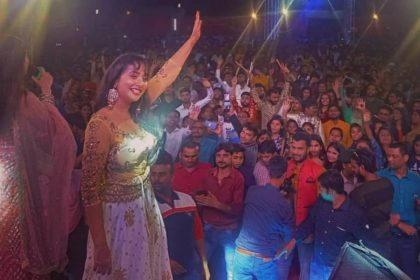 Rani Chatterjee Dandiya Night