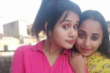 Rani Chatterjee Gunjan pant