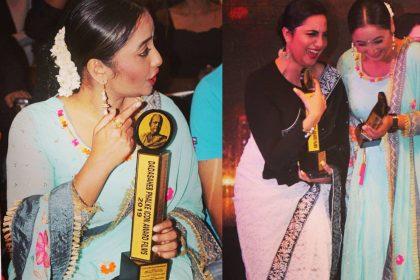 Rani Chatterjee Take Dada Saheb Falke Award Bhojpuri Queen