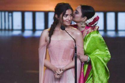 Rekha repeats dialogue of Alia Bhatt from gully boy movie at iifa awards 2019 watch video