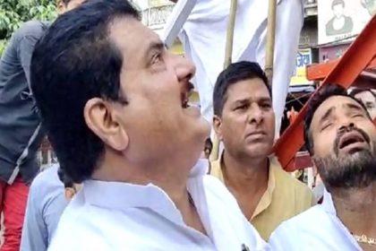 SP Leader Firoz Khan