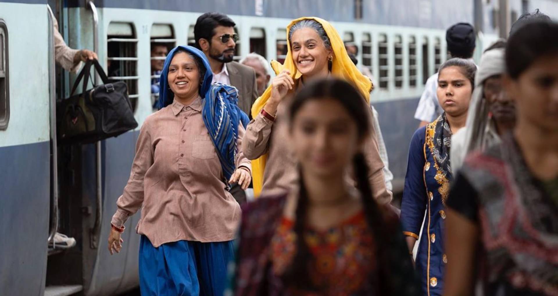 Saand Ki Aankh Movie Review: बुल्स आई को टारगेट में सफल हुई हैं भूमि पेडनेकर और तापसी पन्नू