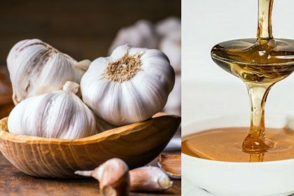Weight Loss Tips, Garlic, Honey