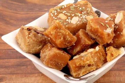 Weight loss Tips jaggery aka gud is helping for losing weight health tips