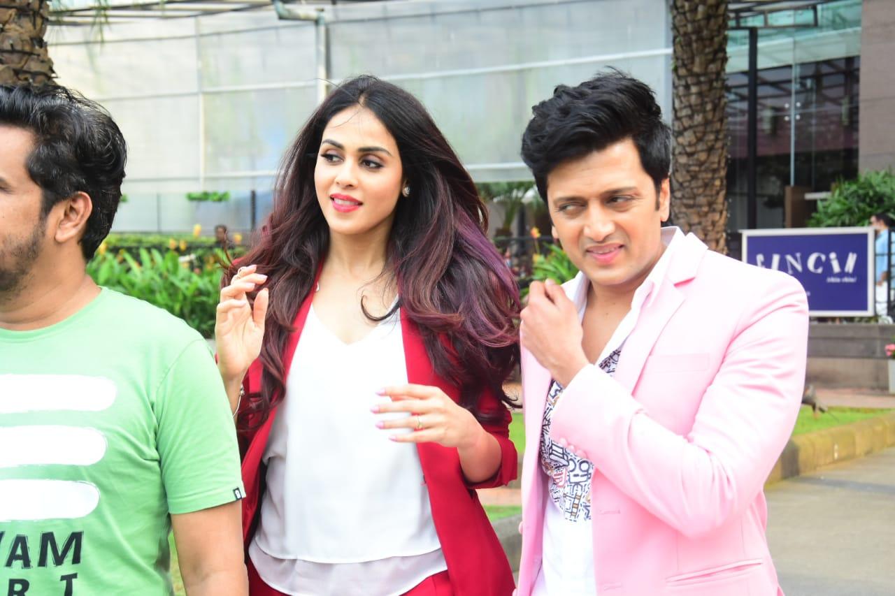 Best Couple Riteish Deshmukh and Genelia D'Souza picture