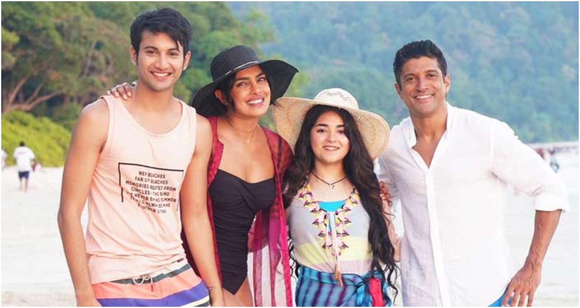 The Sky Is Pink Movie Review: प्रियंका चोपड़ा ने फरहान अख्तर की ही फिल्म क्यों चुनी? बात समझ आ गई, आप भी जानिए