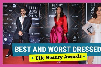ELLE Awards: अनुष्का शर्मा-करीना कपूर समेत इन एक्ट्रेस ने अपने हॉट एंड बोल्ड अवतार से किया घायल, वीडियो