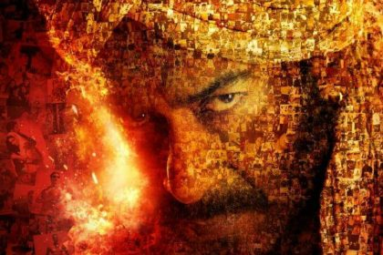Ajay Devgn 100th films Tanhaji The Unsung Warrior poster Movie Kajol Saif Ali Khan