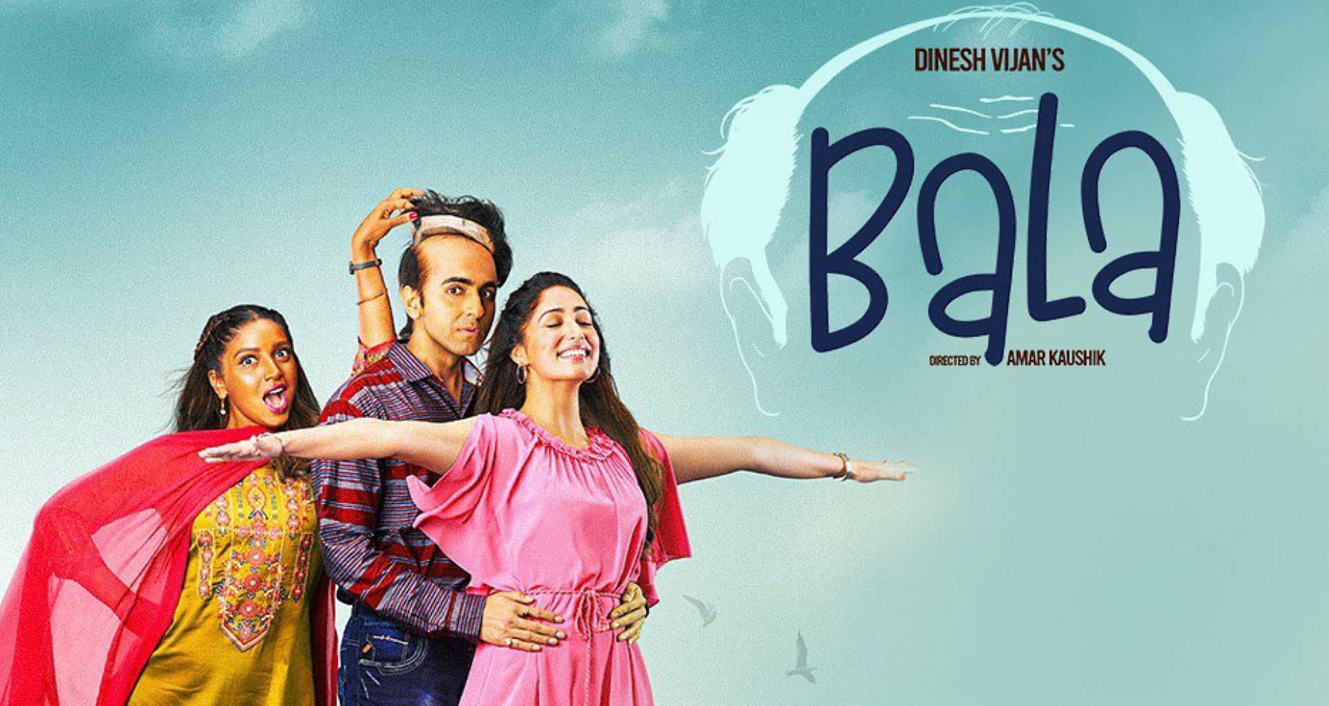 Bala Box Office Collection: आयुष्मान खुराना की बाला ने तोड़े कई रिकॉर्ड, फिल्म ने 2 दिन में की इतनी कमाई