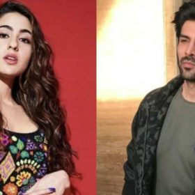 Kartik Aaryan Sara Ali Khan break up Aaj Kal Movie