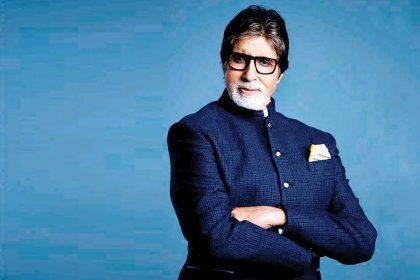 अमिताभ बच्चन ने इंडस्ट्री में 50 साल के सफर को किया पूरा (फोटो-इंस्टाग्राम)