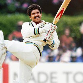 फिल्म 83 में मशहूर क्रिकेटर कपिल देव के किरदार में रणवीर सिंह (फोटो-इंस्टाग्राम)