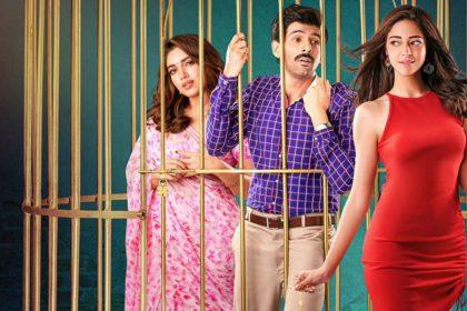 Pati Patni Aur Woh Trailer Kartik Aaryan Bhumi Pednekar Ananya Panday film