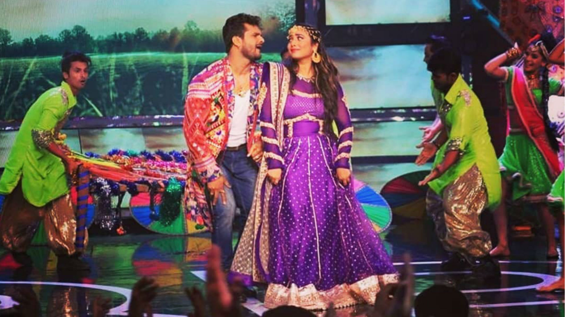 भोजपुरी क्वीन रानी चटर्जी ने सलमान खान-खेसारी लाल यादव संग शेयर किया वीडियो, 'दबंग' के लिए गाया ये गाना
