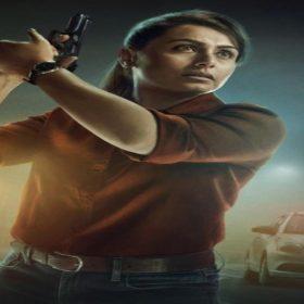 फिल्म 'मर्दानी 2' पोस्टर की झलक (फोटो : इंस्टाग्राम )