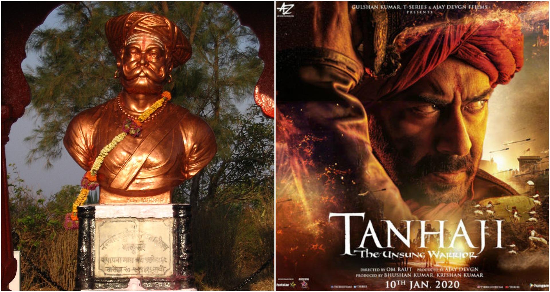 वीर योद्धा तानाजी मालुसरे के इन 12 खासियत पर मर मिटे अजय देवगन, इसलिए इस कहानी को चुनी करियर की 100 वीं फिल्म