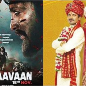 फिल्म 'मरजावां और 'मोतीचूर चकनाचूर' फिल्म की तस्वीर (फोटो : इंस्टाग्राम)