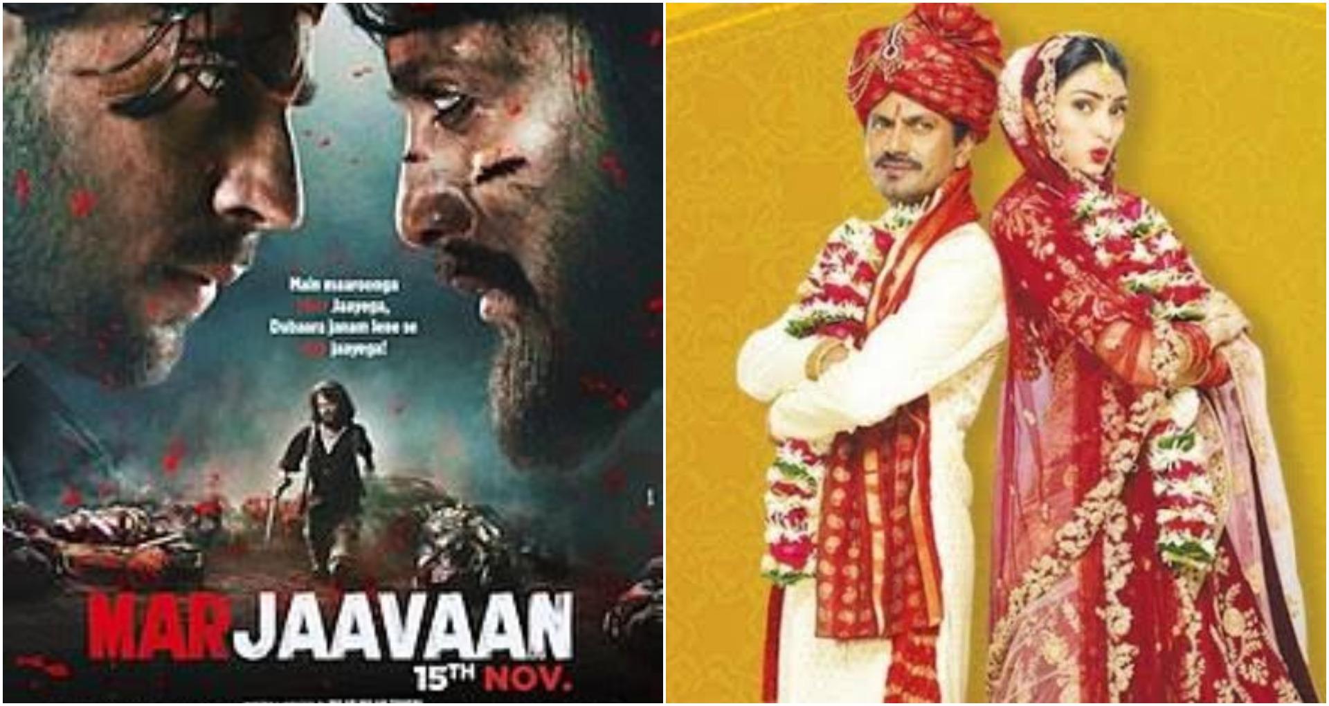 BOX OFFICE COLLECTION : रिलीज़ के पहले दिन फिल्म 'मरजावां' ने किया 'नवाज' की 'मोतीचूर चकनाचूर' को क्रॉस