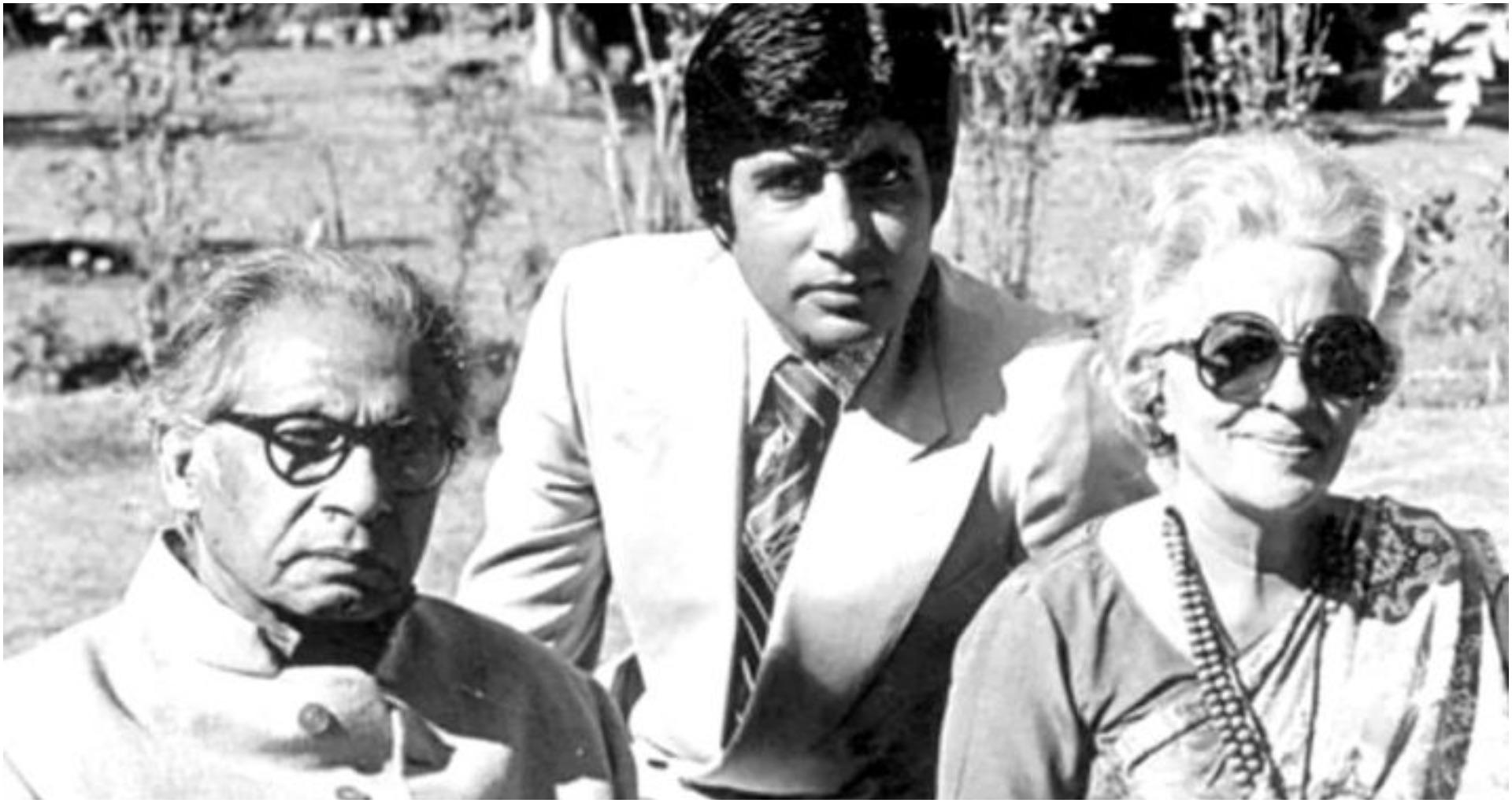 पिता के बेहद करीब थे अमिताभ बच्चन, 112वीं जयंती पर जाने हरिवंश राय बच्चन की कुछ अनकही बातें
