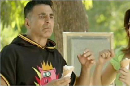 अक्षय कुमार ने पहनी 'गुड न्यूज़' और 'हॉउसफुल 4' में एक जैसी शर्ट, ट्रोलर ने उड़ाई जमकर खिल्ली