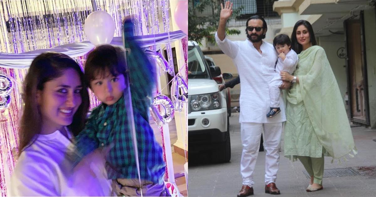 स्टारकिड्स के बच्चों में सबसे ज्यादा इंटरनेट पर बने रहते है तैमूर अली खान (Taimur Ali Khan) जिनका आए दिन हमें कुछ अलग अंदाज़ में फोटो देखने मिलता है।