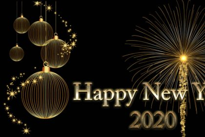 Happy New Year 2020 Wishes and Images