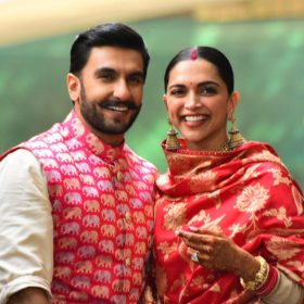 Deepika and Ranveer Photos