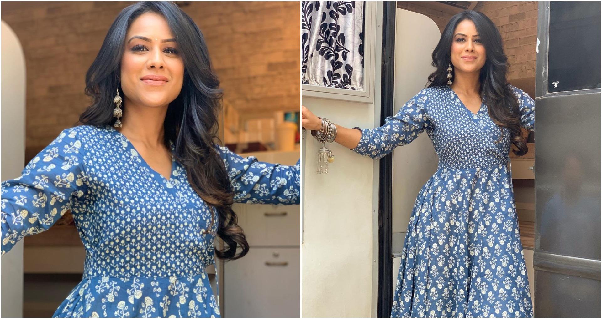 Naagin 4: मॉडर्न ही नहीं इंडियन अवतार में भी हॉट लगती हैं नागिन 4 की अभिनेत्री निया शर्मा, देखें तस्वीर
