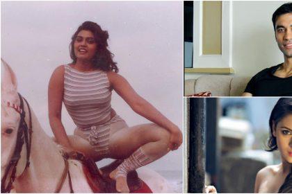 सिल्क स्मिता, कुशल पंजाबी और प्रत्युषा बनर्जी की तस्वीर