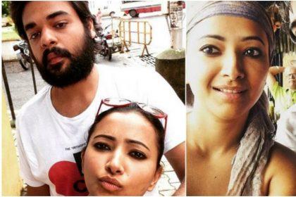 श्वेता बासु प्रसाद और उनके पति रोहित मित्तल की तस्वीर (फोटो इंस्टाग्राम)