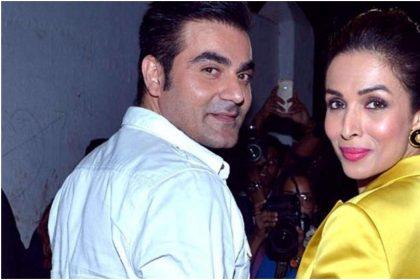 मलाइका और अरबाज़ खान की तस्वीर (फोटो: इंस्टाग्राम)